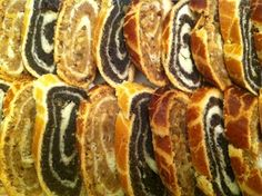 Hungarian Desserts, Hungarian Cake, Good Food, Yummy Food, Viera, Xmas, Christmas, Ratatouille, Food To Make