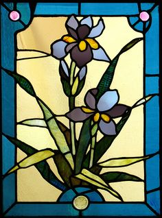 Art Nouveau: Stained glass by Róth Miksa | Flickr - Photo Sharing!