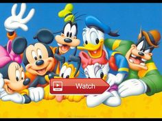 🐬 Mickey Mouse Pluto Cartoons Minnie mouse Donald duck Chip and Dale Cute Animals Cartoon 🐧 Please enjoy and Click to sign up Thank you…