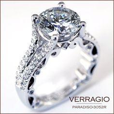 Verragio Engagement Ring at Wm. MarKen Jewelers in Bloomington, IL