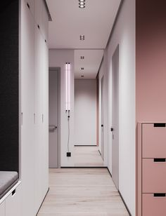 Modern Home Corridor Design That Inspire You Cool Modern Home Corridor . Modern Home Corridor Design That Inspire You Cool Modern Home Corridor Design That Inspire Home Design, Flur Design, Futuristisches Design, Design Ideas, Contemporary Interior Design, Contemporary Bedroom, Decor Interior Design, Bedroom Modern, Interior Designing