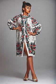 "Пальто ""Гала"" (артикул: 2132) 12 800р. #fashion #russia #russianfashion"