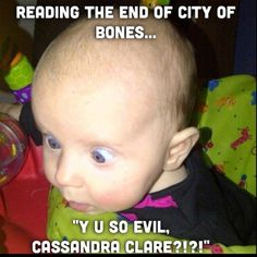 The City of Bones - The Mortal Instruments (links to main page)