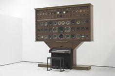 Jochem Esser Organ 2013 - installation