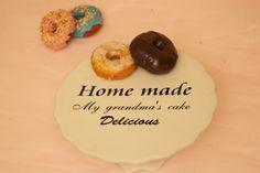 Mi Kitchenaid y yo: Donuts caseros