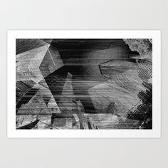 City Art Print by Jean-François Dupuis - $18.72