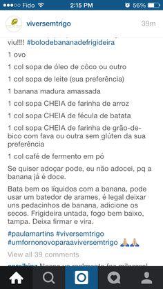 Bolo de banana de frigideira