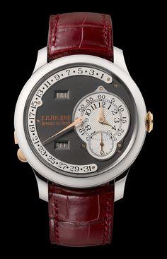 FP Journe Octa Perpetuelle watch - Presentwatch.com