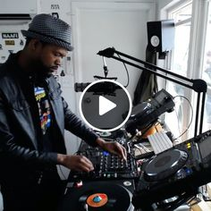 Duane Harriott @ The Lot Radio 04 Rainy Day Smooth mix