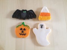 Halloween Sugar Cookies 2013