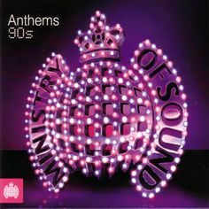 ministry of sound Anthems 90s