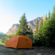 The Campsite - Top 5 Backcountry Campgrounds in Banff National Park Banff National Park Canada, National Parks, Camping Tours, Family Camping, Horseback Riding Trails, Best Campgrounds, North Carolina Mountains, Canada Travel, Canada Trip