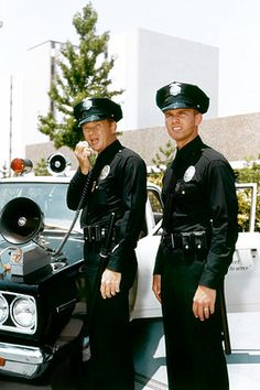Adam-12 - (1965-1975). Starring: Martin Milner & Kent McCord.