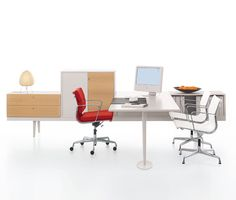 Vitra Level 34- Offices