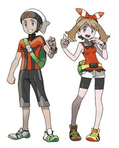 Pokemon Omega Ruby and Alpha Sapphire Trainers!  I can't wait for this game!  I'm getting Alpha Sapphire.