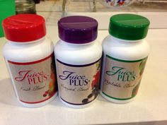 I know how to start my day right! #juiceplus!