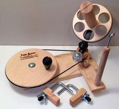 Maple Jumbo Yarn Ball Winder - Fiber Artist Supply Co., LLC Store