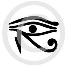 amazing-black-ink-eye-of-horus-tattoo-design.jpg (300×300)