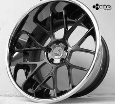 """#COR Wheels Presice Super ConCave 7"""" Lip"""