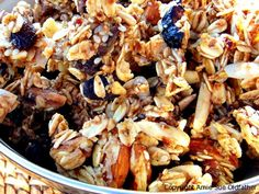 Abso-FIGging-lutely Granola