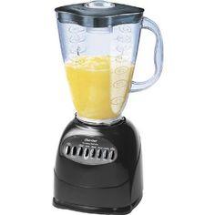 #9: Oster 6706 6-Cup Plastic Jar 10-Speed Blender, Black.