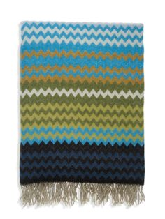 Humbert Throw by Missoni Home at Gilt