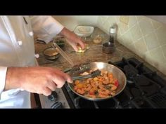 Jason Selby, Charleston Epicurean Test Kitchen Chef, cooks up a southern favorite, shrimp and grits, using local Geechie Boy Mill grits and Crosby's Seafood shrimp. Watch and learn how to cook this lowcountry dish up for yourself. #shrimpandgrits #chs #cooking #grits