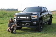 Jase Robertson's new 2014 Silverado! Future Trucks, New Trucks, Cool Trucks, Lifted Ford Trucks, Chevy Trucks, Tonka Trucks, Chevy C10, Chevrolet, Redneck Trucks