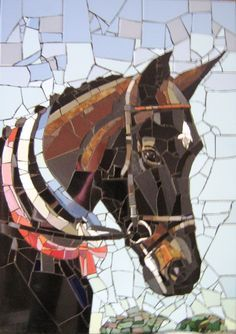 Three Kings Mosaic by Mosaic Artwork, Mirror Mosaic, Mosaic Wall, Mosaic Glass, Mosaic Tiles, Glass Art, Stained Glass, Mosaic Crafts, Mosaic Projects