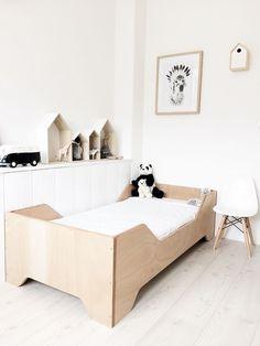 10 Habitaciones muy naturales para niños