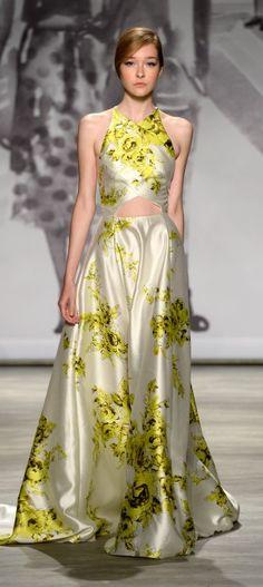 NY: Lela Rose - Runway - Mercedes-Benz Fashion Week Spring 2015