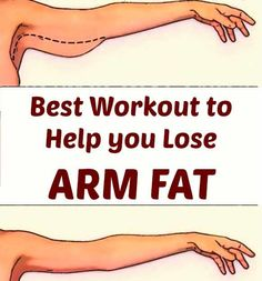 This is Best Workout to Help You Lose Arm Fat!! – L/H
