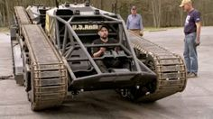 Ripsaw ! Love it ! Need it to drive to work :)