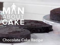 Man About Cake Chocolate Cake Recipe   Craftsy