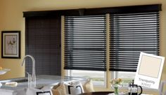 Tranquility! The durable, polymer material of our Composite Blinds is moisture resistant and will not fade, crack or peel. http://www.budgetblinds.com/order-free-swatch-samples/