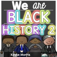 Black History Month | This bundle of mini-units teaches about four important African American figures in U.S history. The people included are Barack Obama, Harriet Tubman, Garrett Morgan, and Martin Luther King, Jr. Perfect for the primary grades!
