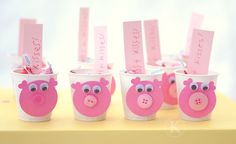 Hogs & Kisses..... these are so dang cute!!!