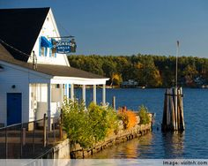 Great memories here... Dockside grill at Wolfeboro New Hampshire