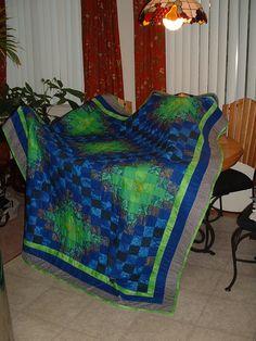 another michaels irish chain Irish Chain Quilt, Bargello Quilts, Blanket, Crochet, Passion, Binder, Ganchillo, Blankets, Cover