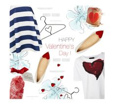 """""""Happy Valentine's Day!"""" by julesdiaries on Polyvore"""