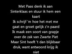De songtekst van het lied: Sinterklaas wie kent hem niet gezongen door Henk Temming en Henk Westbroek. Veel kijkplezier :D En iedereen alvast een super leuke...