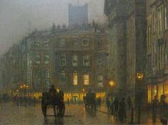 John Atkinson Grimshaw (1836 – 1893)