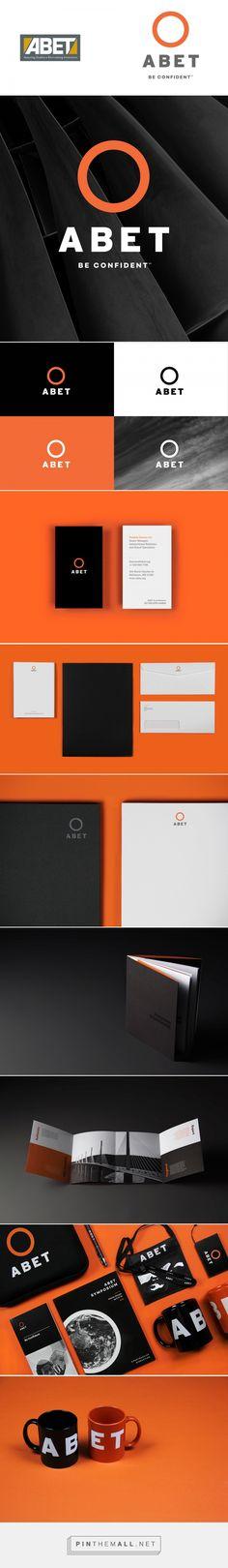 Brand New: New Logo and Identity for ABET by Ashton Design