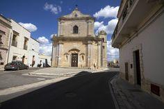 Chiesa dei Santi Filippo e Giacomo su 365giorninelsalento.it