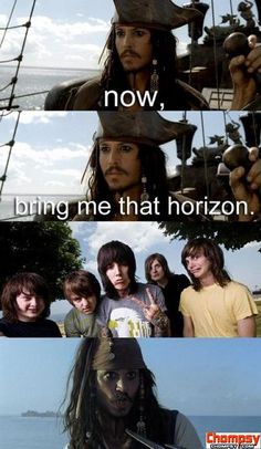 Pirates of the Caribbean makes so much more sense now :D