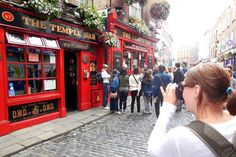 Dublin Free Walking Tour (north ande south side tours) - Dublin, Ireland