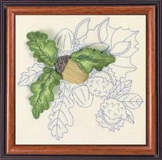 Image detail for -Stumpwork Embroidery Kit