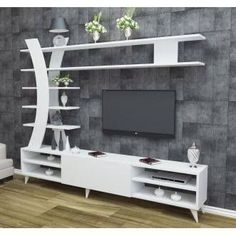 25 Superior Concepts to Make Trendy TV Unit Decor in Your Dwelling  Decor Items