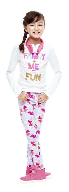 Family + Me = FUN | Dress Out Loud | The Children's Place