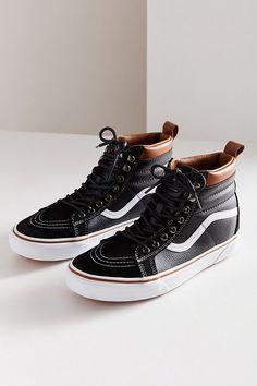 Slide View: 2: Vans Sk8-Hi MTE Leather Sneaker